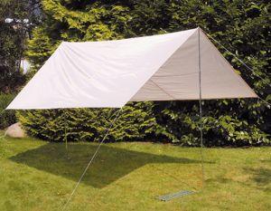 camping lager sonnensegel windschutz. Black Bedroom Furniture Sets. Home Design Ideas